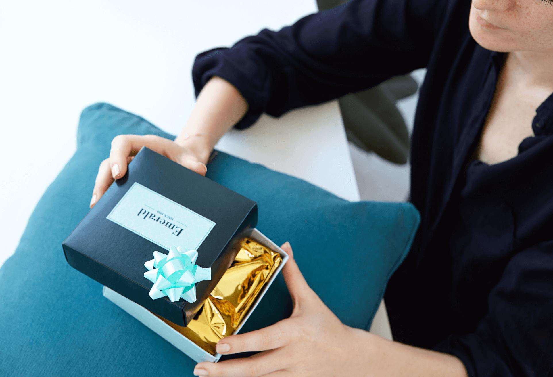 Paquetería para regalos