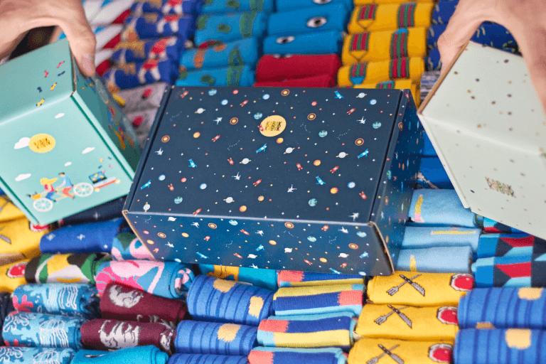 Cajas de Kabak a color