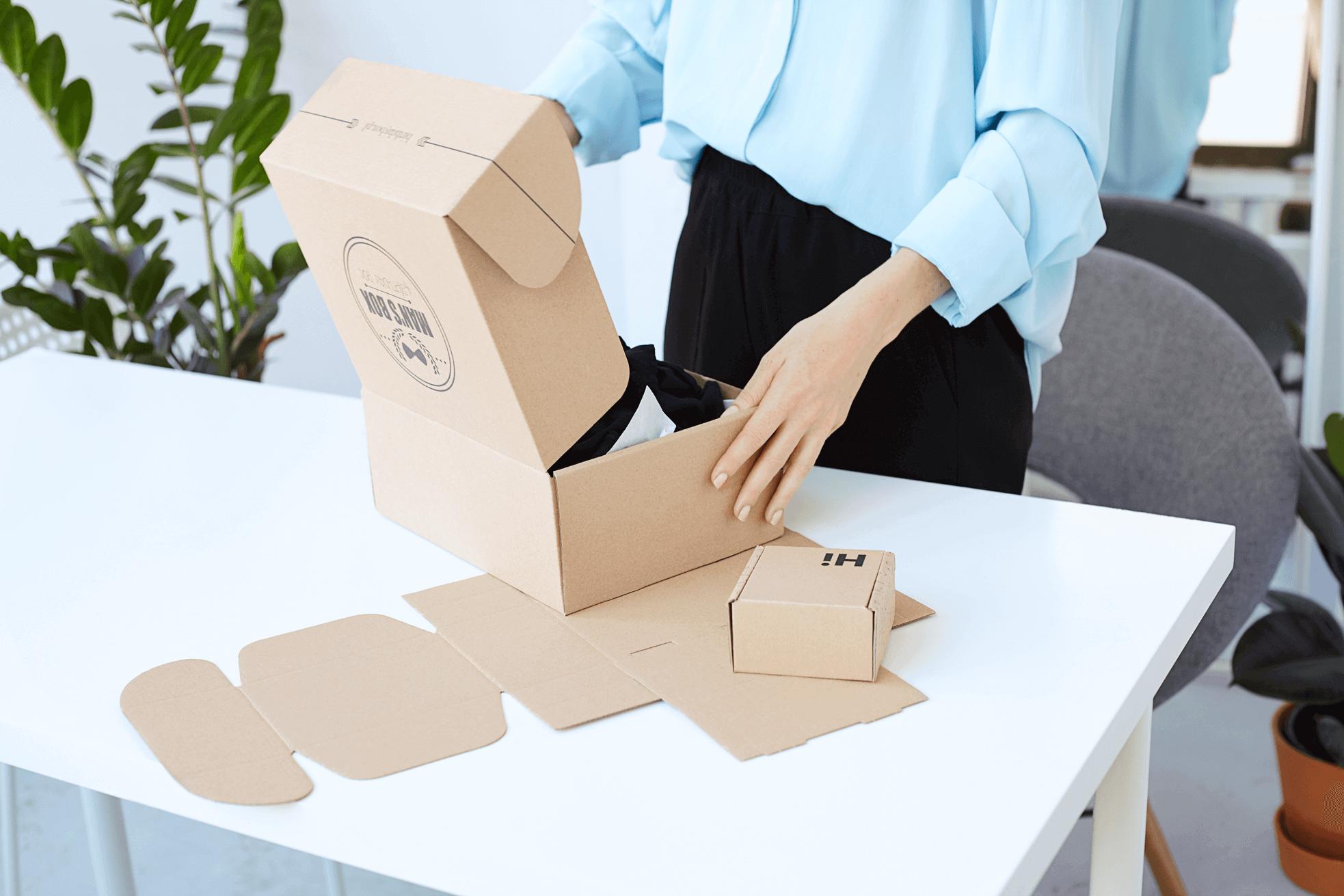 caja postal