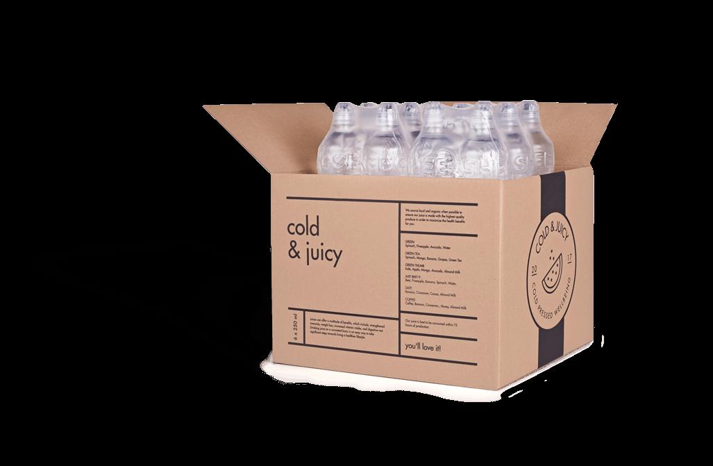 Caja para envíos Eco