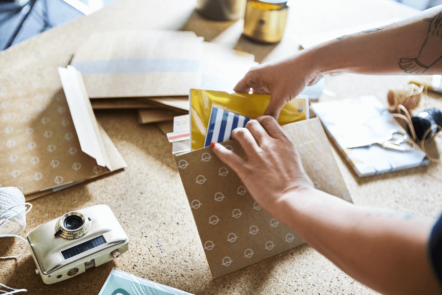 custom company envelopes