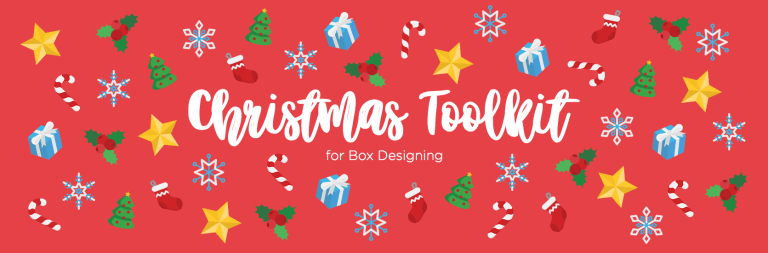 Diseña tu packaging de Navidad con nuestro kit de herramientas gratuito