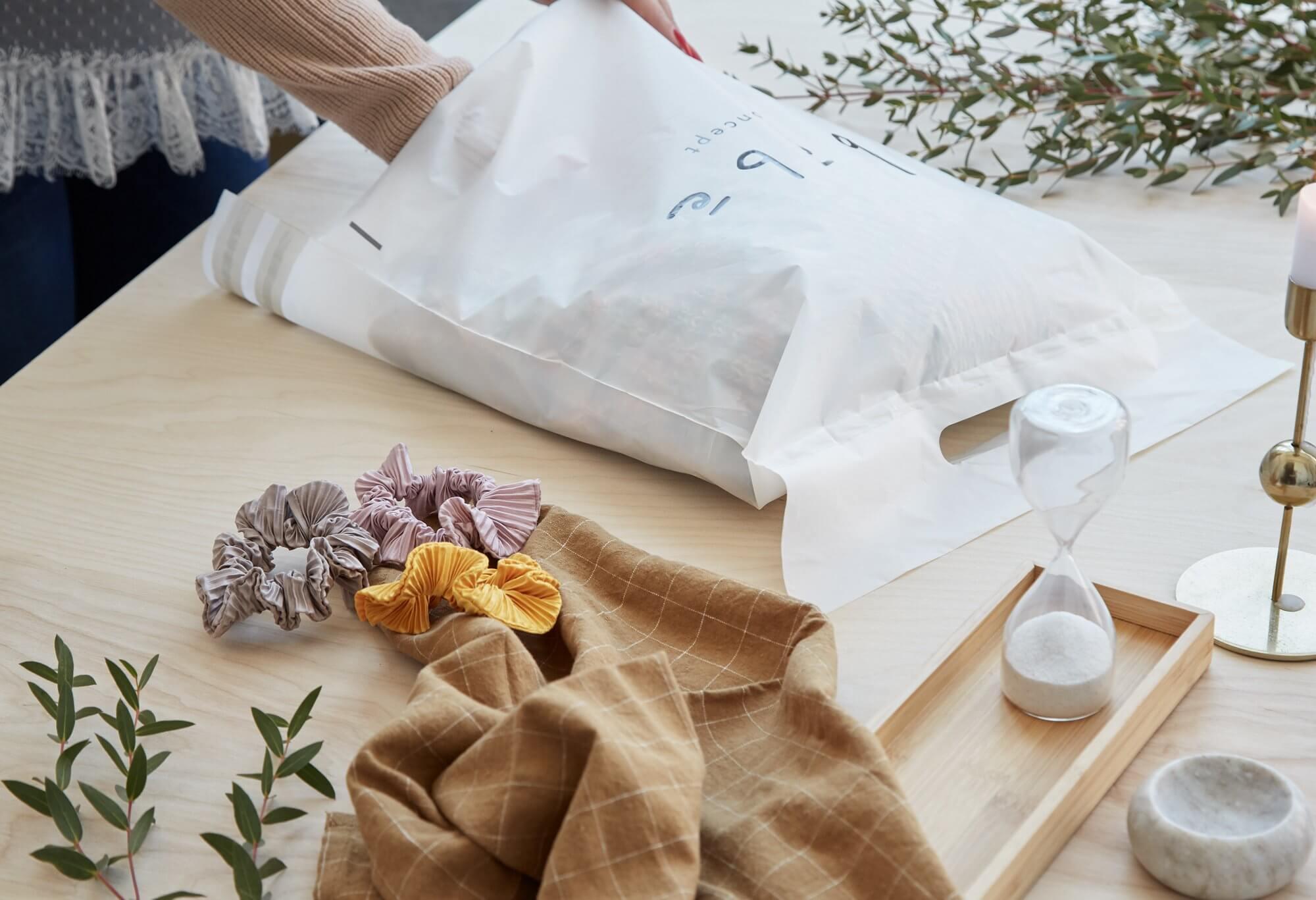 poli sobres compostables packhelp